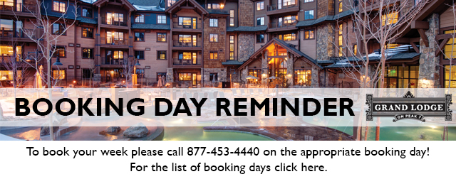 Booking Day Reminder