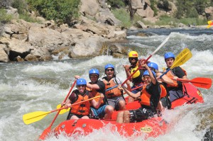 performance rafting tours