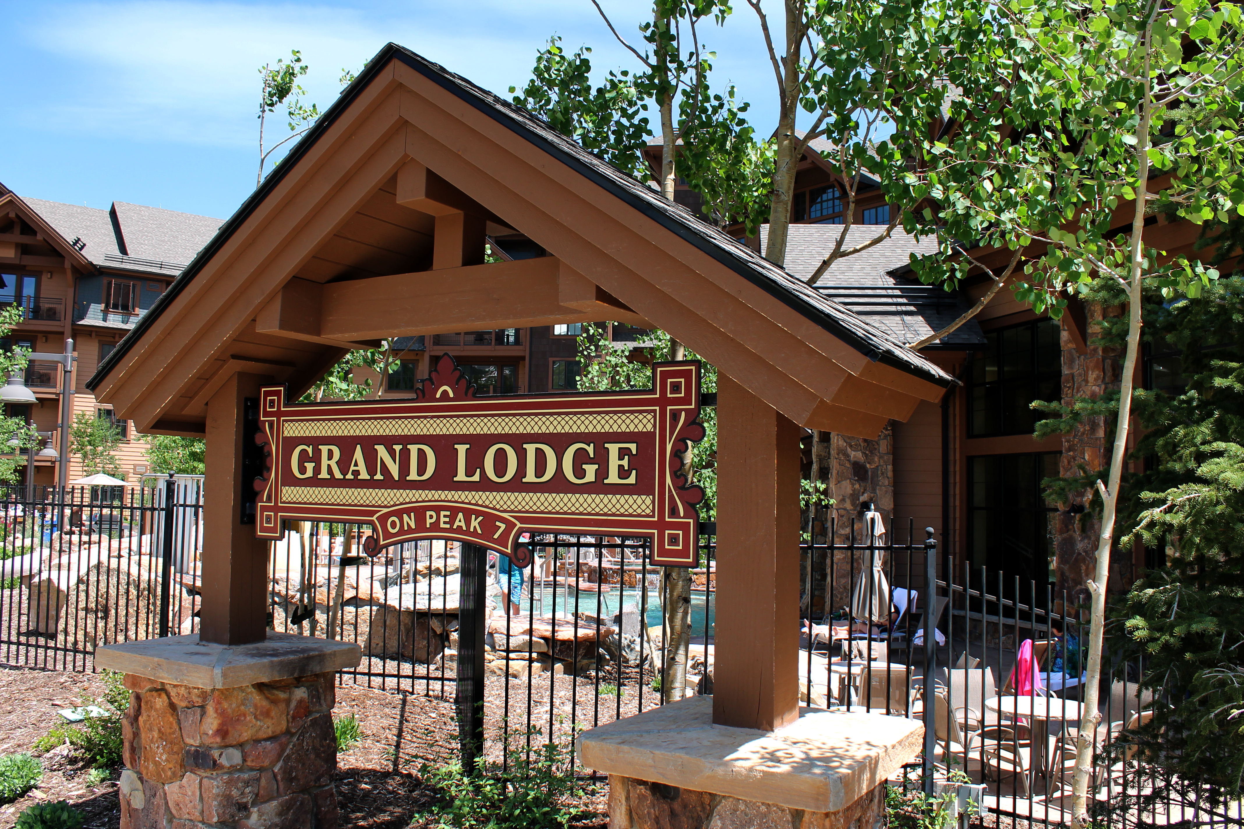 Grand Lodge On Peak 7 Property Information Breckenridge
